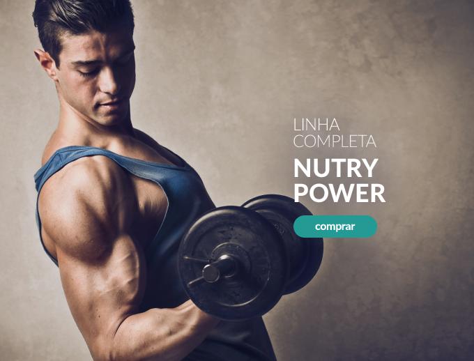 Linha completa Nutry Power. Comprar