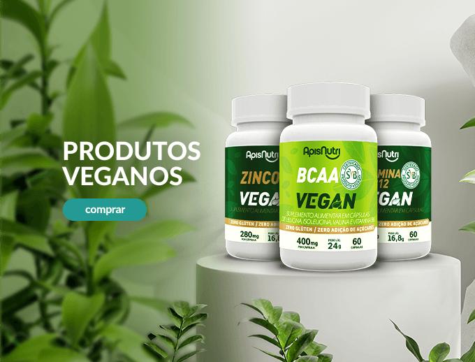 Linha completa de produtos veganos. Comprar