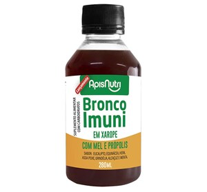 Bronco Imuni 280ml - ApisNutri