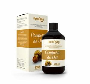 COMPOSTO DE UXI 500ml - APISNUTRI