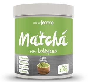 Matchá Soluvel Enriquecido (Natural)