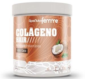 Colágeno Hair (Sabor Coco) 250g