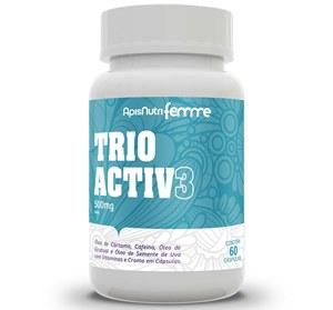 Trio Active 60 Caps 500mg