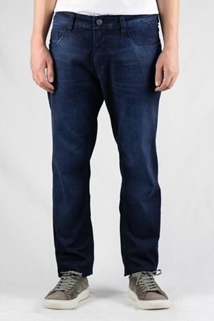Calça Jeans Básica Slim