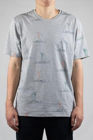 Camiseta Malha Fashion Slim Moliceiros