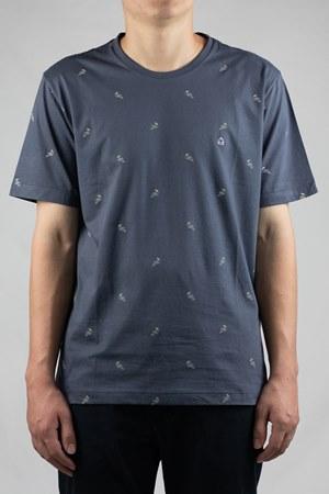 Camiseta Malha Fashion Slim Toucans