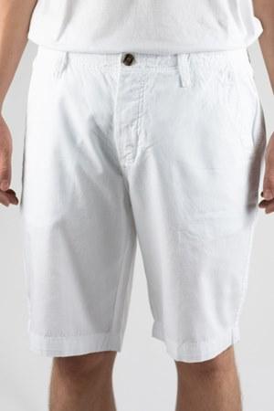 Bermuda Sarja Casual Slim Chino