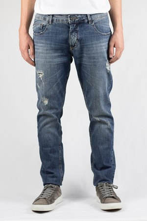 Calça Jeans Fashion Super Skinny