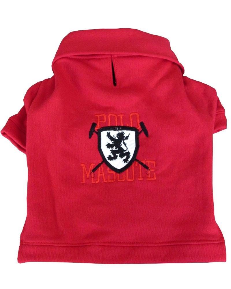 Camisa Polo para Cachorro Ferrari - Mascote - Bicho Web b4dbf535247