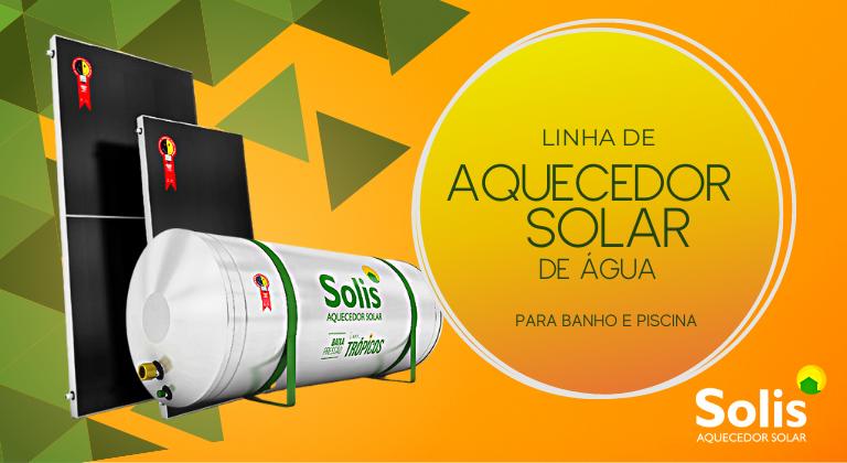 Aquecimento Solar SOLIS