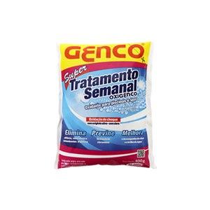 SUPER TRATAMENTO SEMANAL OXIGENCO GENCO 400gr