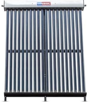 Coletor solar a Vácuo 20 tubos BP (classificação A)