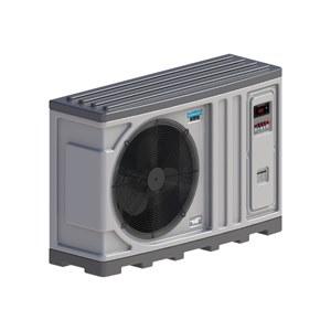 Trocador de calor Horizontal TH 40 LUXO Titânio 220V bifásico