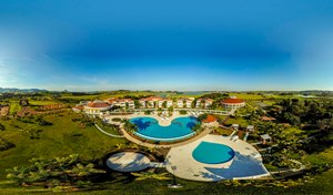 Piscina de Luxo  DAJ Resort e Marina