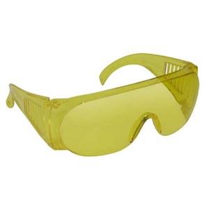 5bc440980f8df Óculos Economy Sobrepor Amarelo Amber (Protector) - CA  9149