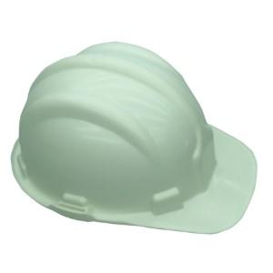 Capacete Branco Nova Norma Plastcor Com Selo Inmetro - CA: 31469