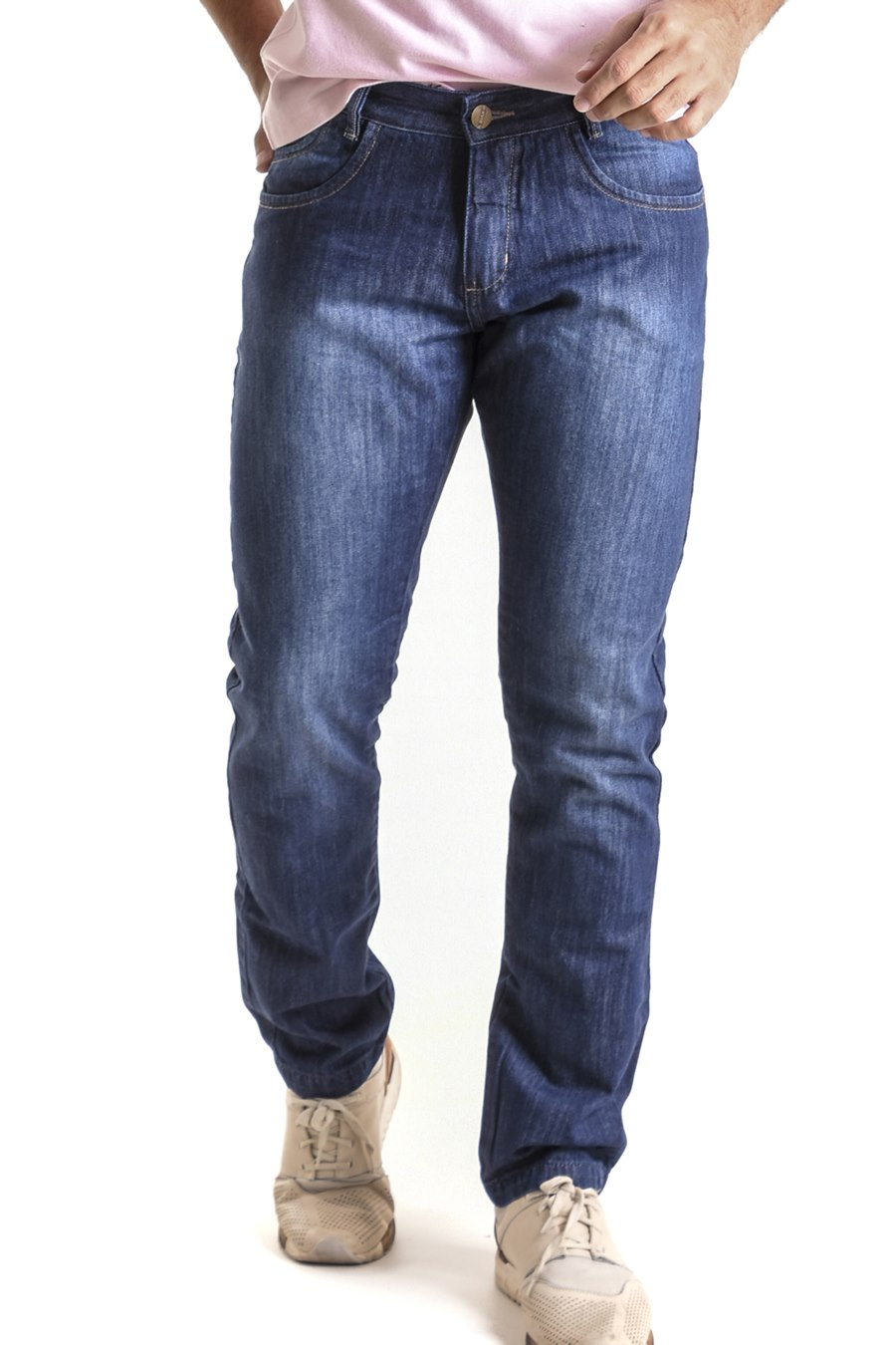 e89ab3ca4 Calça Jeans Ant Fit 2128108 - DNA Jeans Store