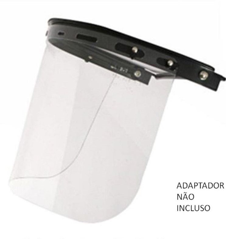 Lente Protetor Facial Libus Plano 08 Incolor   Grupo Bt - Lente ... 6baddaf823