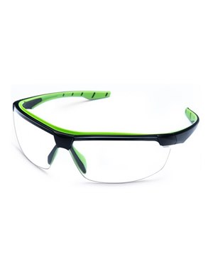 Oculos De Segurança Steelflex Neon Antirrisco Antiembacante CA 40906