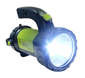 Lanterna Manual Holofote Super LED Potente 300 Lm