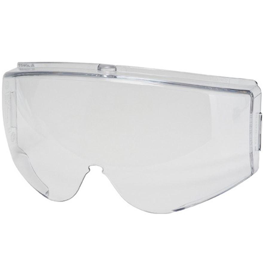81188eae45eb0 Lente S700C- Br Para Oculos Uvex Stealth S3960C - Br Incolor   Grupo ...