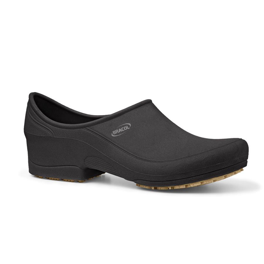93383e2aee9 Sapato de Segurança Flip Bracol - Preto - Impermeável - Antiderrapante - CA  38.590 - Tamanho ...
