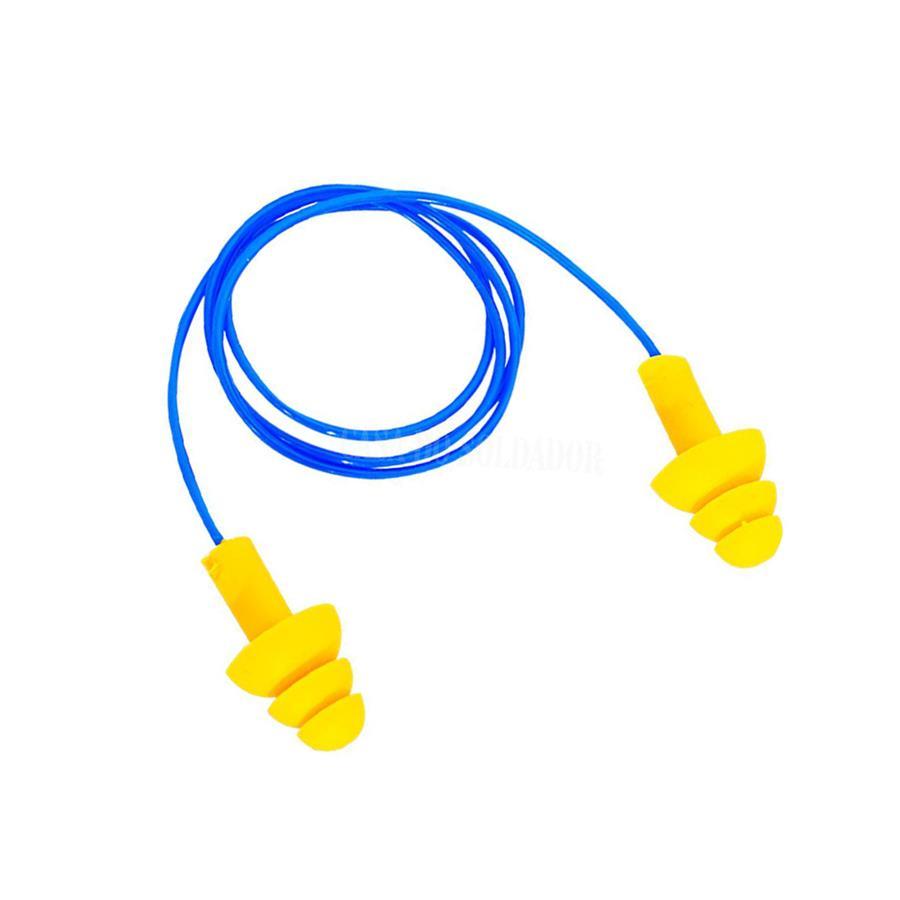f3031962ceca2 Protetor Auricular Plug - Copolímero - BT - Atenuação 15 DB - CA 18190