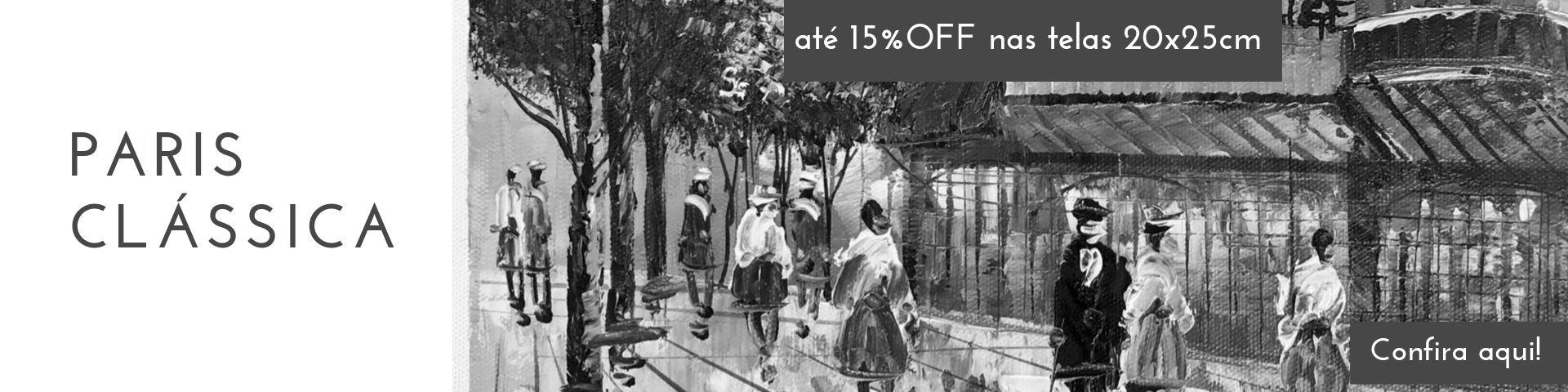 15% OFF PARIS CLÁSSICA 1
