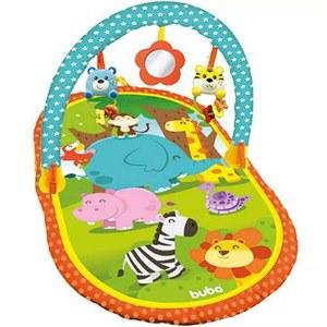 TAPETE DE ATIVIDADES BABY SAFARI 5832 COLOR BUBA