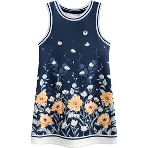 Vestido Jardim Infantil Feminino 6826