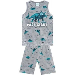 Pijama Dinossauros Infantil Masculino 0020