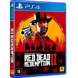 CD PS4 RED DEAD REDEMPTION II