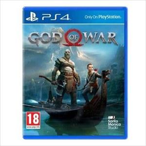CD PS4 GOD OF WAR NOVO