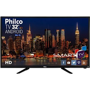 TV LED 32 POL SMART ANDROID MOD PH32B51DSGWA PHILCO