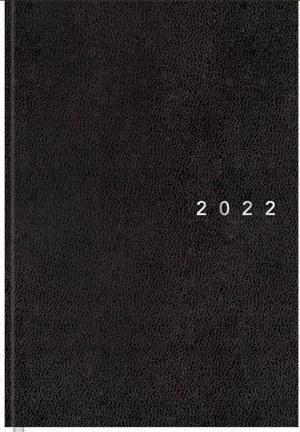 AGENDA 2022 COSTURADA  NAPOLI PRETA M7 TILIBRA