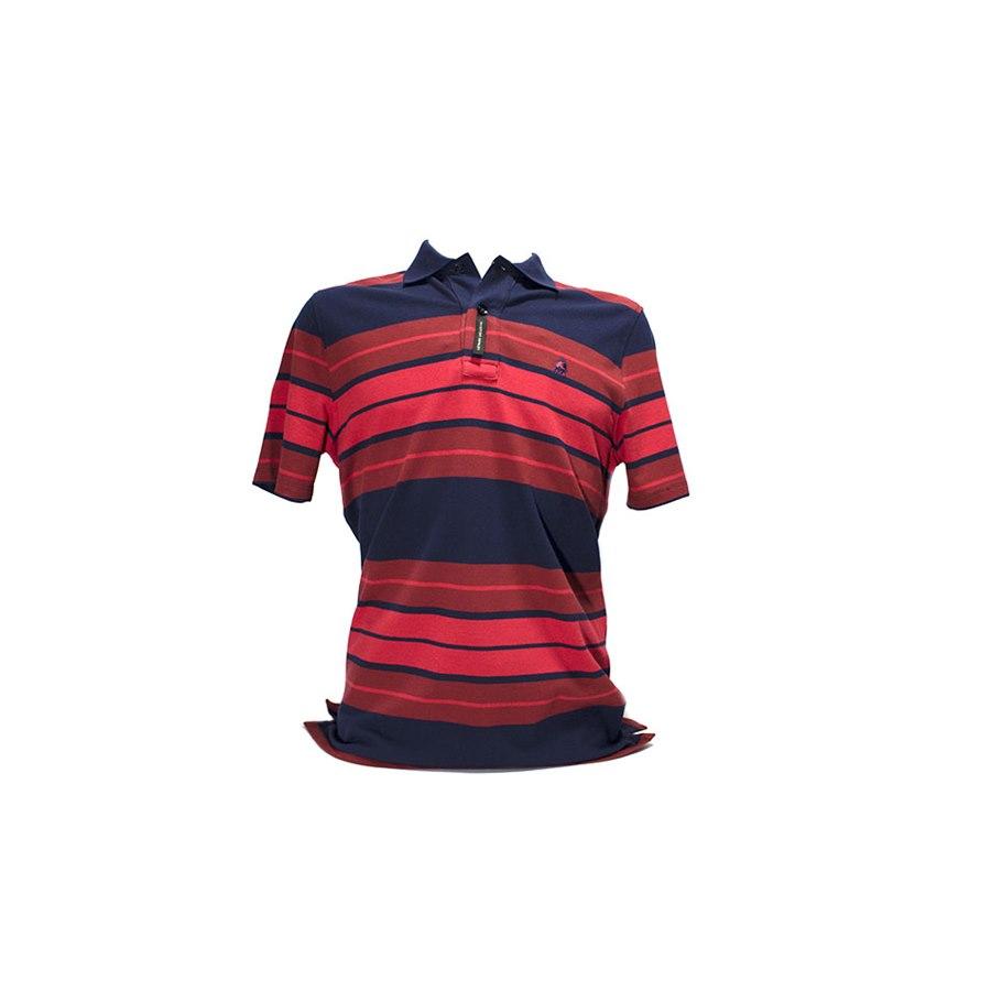 d66e076d11 Camisa Polo Masculina Tassa Listrada - Rancho Arizona - Camisa Polo ...