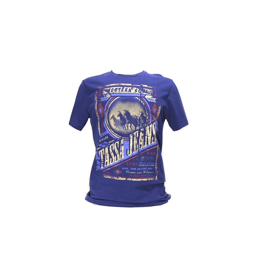 Camiseta Tassa - Rancho Arizona - Camiseta Tassa - Rancho Arizona ... f4520022a0ed6