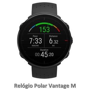RELOGIO POLAR VANTAGE M C/ GPS