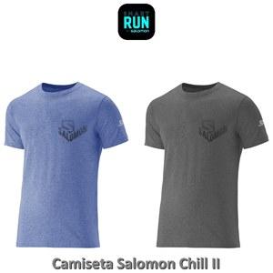 CAMISETA SALOMON CHILL II M