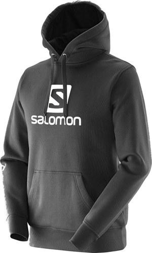 MOLETOM SALOMON LOGO HOODIE M