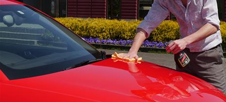 Luxury Gloss passar pano microfibra