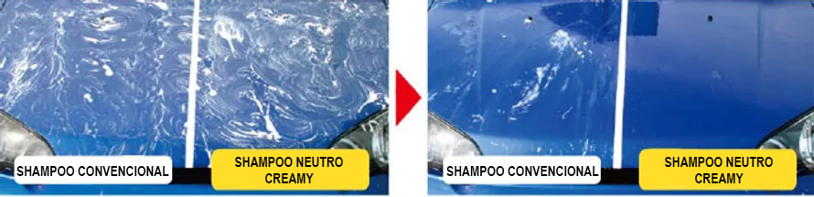 shampoo não resseca