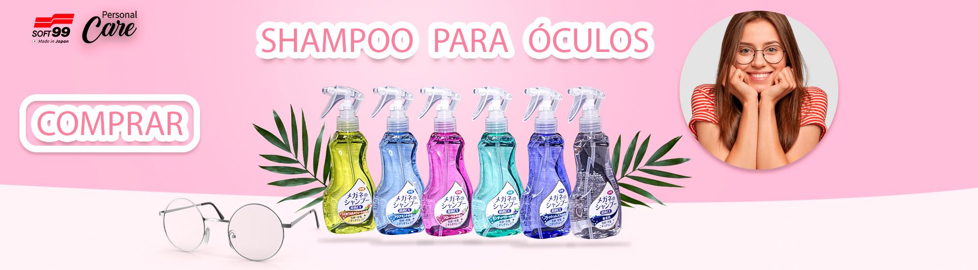 Limpa Óculos Shampoo Personal Care