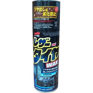REVITALIZADOR PROTETIVO LEATHER & TIRE WAX