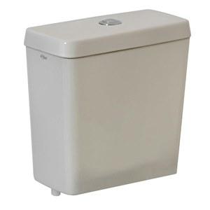 Caixa Acoplada Dália/Lírio/Prímula Dual Flush Br