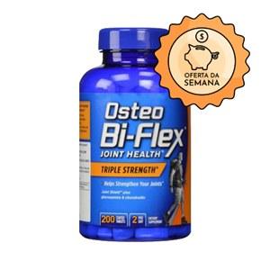 Osteo Bi-Flex Triple Strenght | 200 cápsulas | Original e em estoque