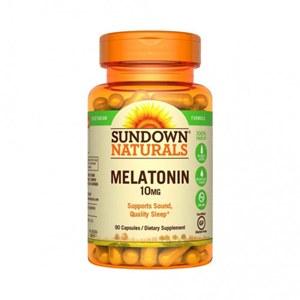Melatonina 10mg Sundown - 90 Cápsulas