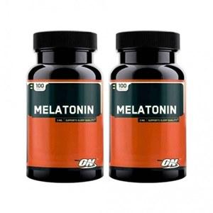 Melatonina 3mg Optimum Nutrition (2 Frascos)