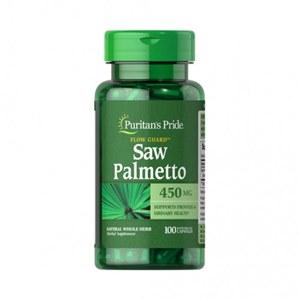 Saw Palmetto 450mg Puritan's Pride