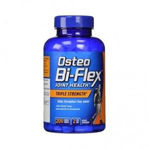 Osteo Bi-Flex Força Tripla 200 cápsulas   Compra rastreada e confiável   Produto Original